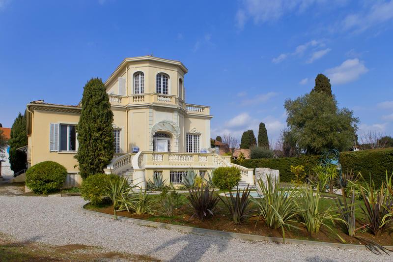 Victorine Villa Rex Ingram