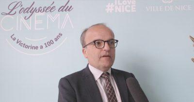 André Santelli, Directeur de la Culture de la Ville de Nice