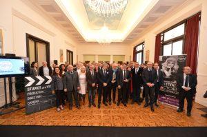 Lancement centenaire Victorine Conférence de presse