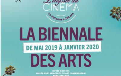 Biennale des arts : ouverture de deux nouvelles expositions